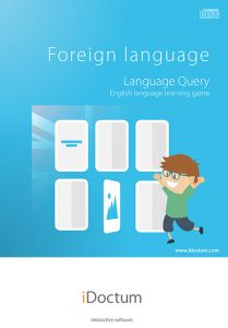 Language Query – English Language Learning Game